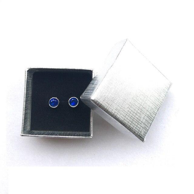 Купить модные серебряные серьги с кристаллами для мужчин нестандартные картинки