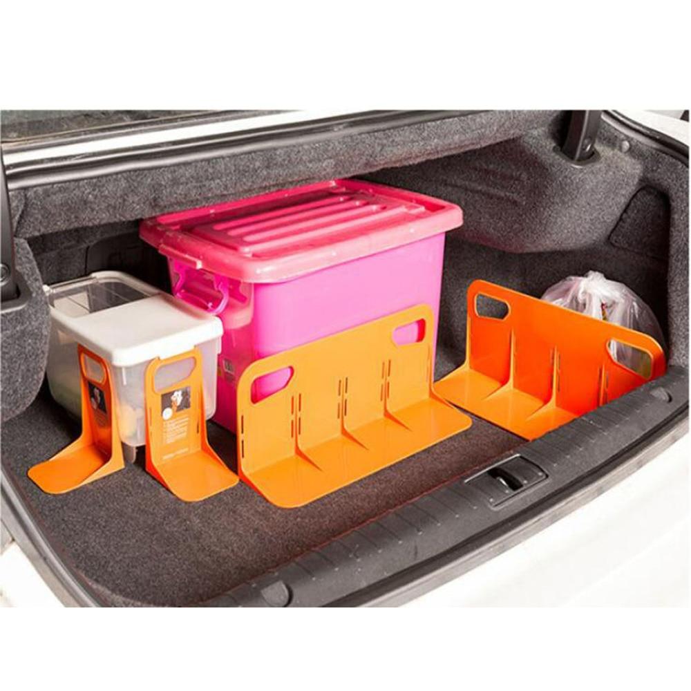 Dongzhen 1x multi functional car trunk storage shelves car for 1 box auto