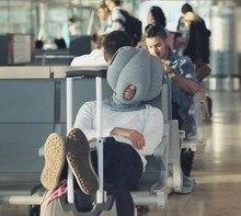 Mini Guante Pillow Ventas Calientes Creativo Siesta Almohadas Almohada Avestruz Para Viajar