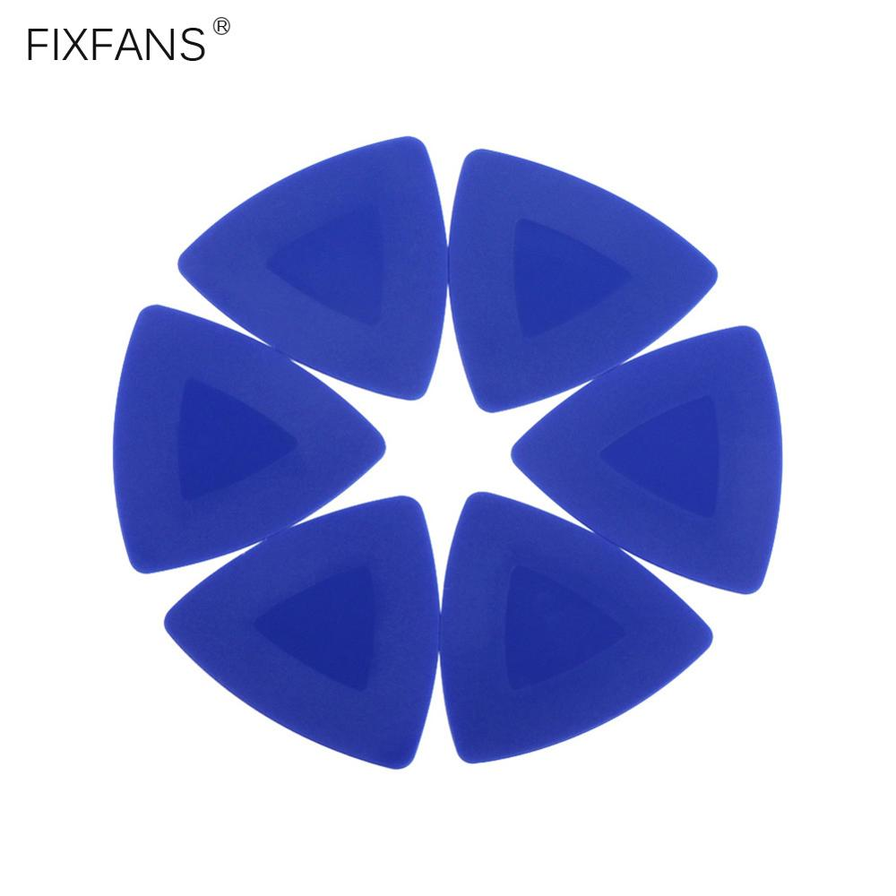 FIXFANS Ultra Thin Plastic Guitar Picks Opening Tool Kit For IPhone IPad IMac Mobile Phone Laptop PC Disassemble Repair Tool