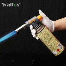 WALFOS 1 шт. воспламенитель для Барбекю зажигалки барбекю Открытый нержавеющая сталь+ пластиковые вечерние горелки высокая температура кухонный материал