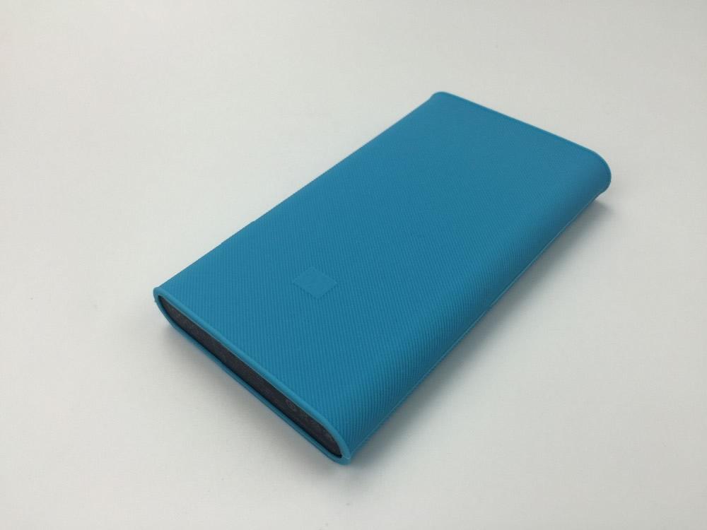 Wysoka jakość xiaomi banku mocy 2 10000 mah case 100% nadające się do mi 2nd generacji mocy banku pokrywa silikonowa case gel rubber case 4