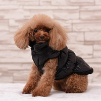 Hot Sell Pet Products Dog Clothes Winter Leisure Waistcoat Dog Clothes Warm Cotton Clothes XS 3XL