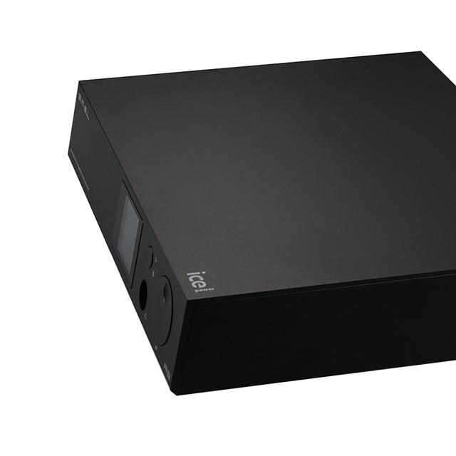 SMSL A8 125Wx2 AK4490 768khz DSD512 XMOS HIFI ICEpower Module Audio Digital Power Amplifier/DAC/Headphone Amp Latest Solution 4