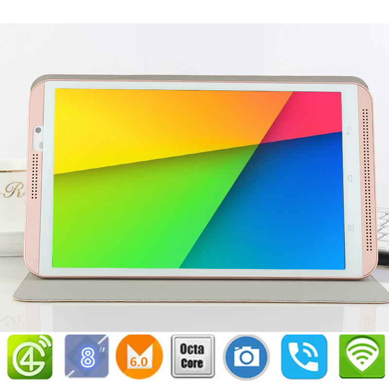 Free Gift Case 8 inch tablet pc Android 6.0 octa core Dual SIM Bluetooth GPS ROM 32GB IPS Smart Google tablets pcs M1S 4G LTE lnmbbs 4g lte 10 1 inch tablet pc android 7 0 8 core wifi gps bluetooth smart tablets pcs gifts dhl free shipping 2g 32g color