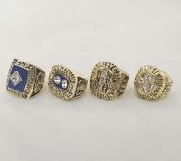 Прямая Продажа с фабрики один набор (4 шт.) 1980 1981 1982 1983 Нью-Йорк Айлендерс НХЛ Стэнли чемпионата кольцо