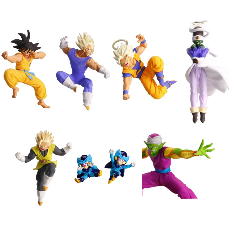 Dragonball Dragon ball Z Kai HG Part 16 Gashapon Figure Collectible Mascot Toys 100% Original смазка hi gear hg 5509