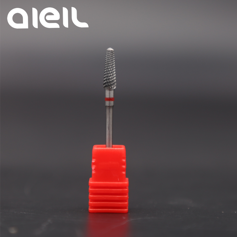 Image 4 - Ceramic Milling Cutters For Manicure Nail Drill Bits Ceramic Tungsten Carbide Nail Drill Bits Manicure Milling Cutters For Nail-in Electric Manicure Drills from Beauty & Health