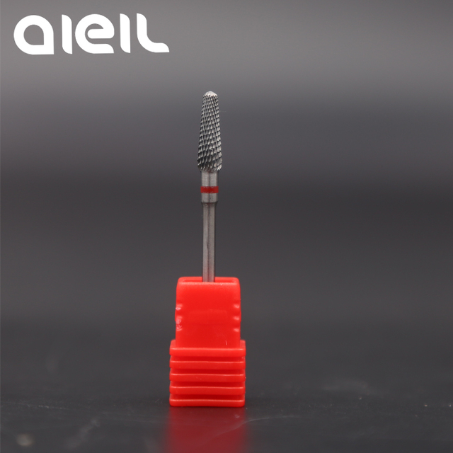 Ceramic Milling Cutters For Manicure Nail Drill Bits Ceramic Tungsten Carbide Nail Drill Bits Manicure Milling Cutters For Nail 3
