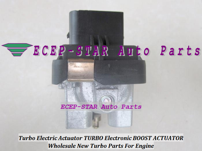 Turbocharger Electric Actuator TURBO Electronic BOOST ACTUATOR G-031 G31 G031 G-31 6NW009660 781751  6NW-009-660 6NW 009 660