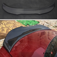 For Ford Mondeo/Fusion Auto Accessories New Model 2013 2014 2015 2016 2017 High Quality Carbon Fiber Rear Wing Spoiler