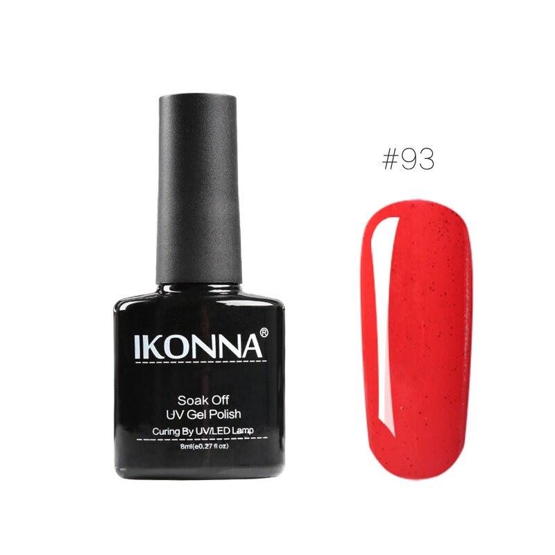 US $1.89 |Ikonna93# 8 ml Cherry Red nail polish-in Nail Polish from Beauty  & Health on Aliexpress.com | Alibaba Group