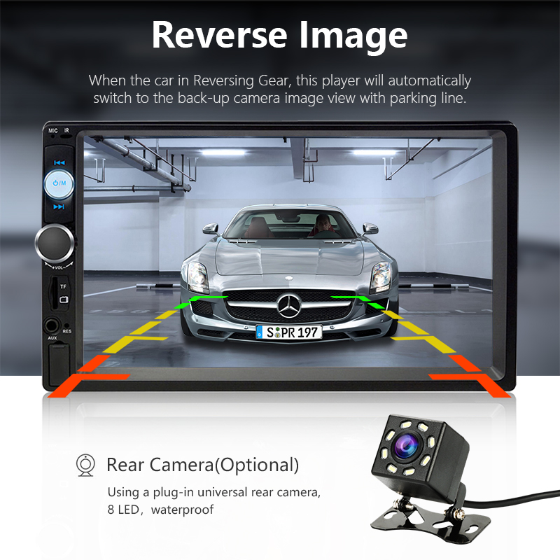 Car MP5 Digital camera