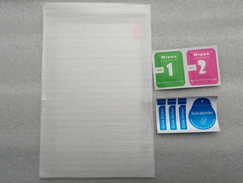 10 Piezas De Cristal Templado De Cine Protector De Pantalla Para Huawei Mediapad M5 Sht-al09 Sht-w09 8,4 Pulgadas Tablet Toallitas De Limpieza No Venta Al Por Menor Caja
