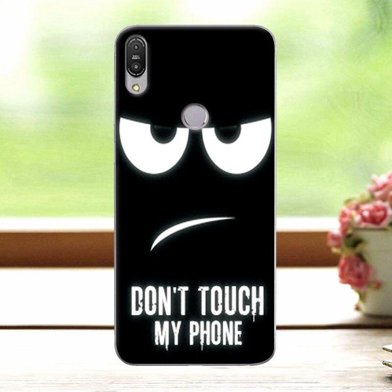 Superman Dark Phone Case Cover For ASUS Zenfone Max Pro M1 ZB601KL Case For ASUS Zenfone Max Pro M1 ZB602KL ZB 602KL X00TD 6.0