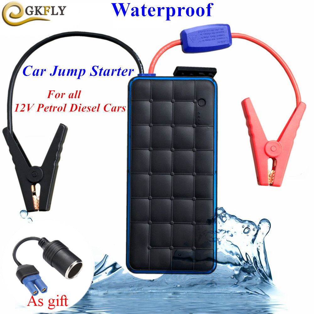 Car-Charger Power-Bank Jump-Starter 28000mah Petrol-8.0l Starting-Device Diesel-6.0l title=