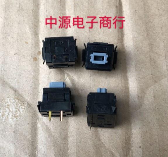 TAIWAN Mechanical Push Button Switch Replace Of ALPS Keyboard Switch Microswitch 2 Foot 2pin Grey