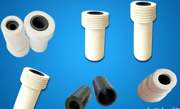 35/45/60/80mm Boron Carbide Nozzle Cover, Boron Carbide Sandblasting Nozzle Cover, Silicone Carbide Nozzle Cover