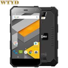 Ному S10 тройной проверки телефон 2 ГБ + 16 ГБ IP68 Водонепроницаемый 5000 мАч Батарея 5.0 дюймов Sharp Android 6.0 MTK6737T Quad Core до 1.5 г