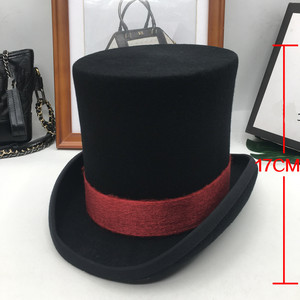 Image 5 - בריטי רוח באירופה ואת אדון כובע שלב ביצועים למעלה כובע רטרו אופנה ואישיות נשיא כובע כובע