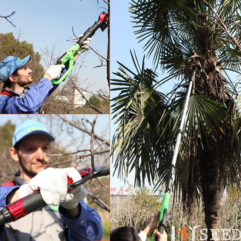 Telescopic pruner orchard garden electric pruner(working all day long)