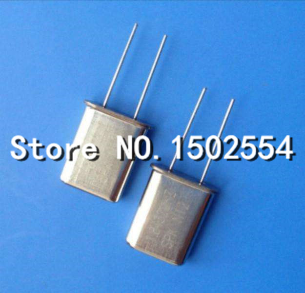 10PCS/LOT Genuine HC-49U Straight Quartz Crystal 49.860MHZ 49.860M Passive Crystal