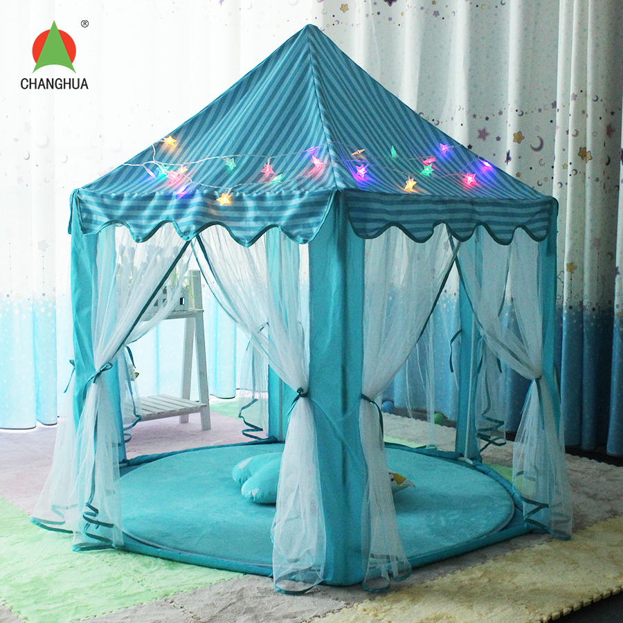 Portable Princess Castle Play Tent Children Activity Fairy House kids Funny Indoor Outdoor Play house Toy Tent-in Toy Tents from Toys u0026 Hobbies on ... & Portable Princess Castle Play Tent Children Activity Fairy House ...