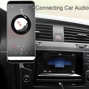 Image 4 - Biaze USB Typ C Auto AUX Audio Kabel zu 3,5mm Jack Weibliche Lautsprecher Kabel Für Kopfhörer Headset AUX Cord für Xiaomi Huawei Samsung
