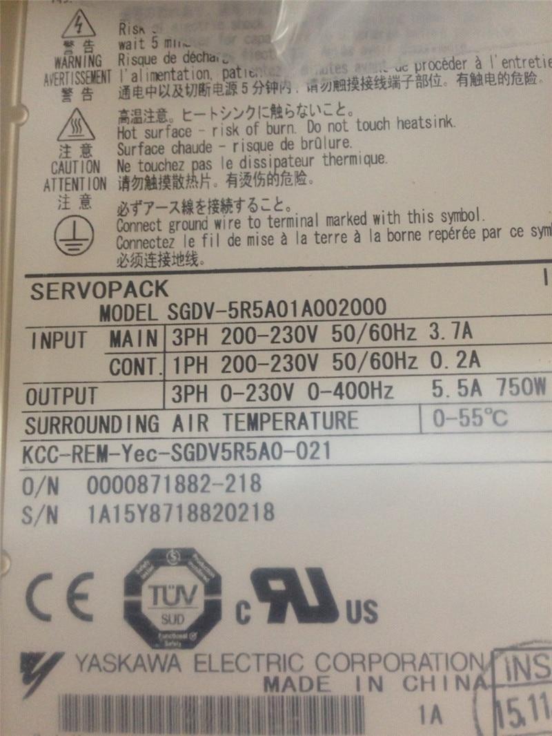 SGDV-5R5A01Aอนาล็อก/ชีพจรอิน(China (Mainland))