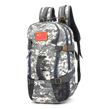 2018 60L Outdoor Mountaineering Backpack Camouflage Military Backpack Travel Rucksack Hiking Tactical bag Waterproof Sports Bag цена в Москве и Питере
