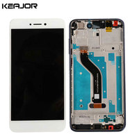 Screen With Frame For Huawei P8 Lite 2017 Lcd Touch Display Assembly Digitizer For Huawei P9