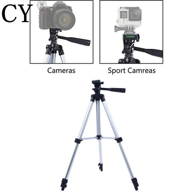 Liga de alumínio Tripé de Câmera Gopro Para Fuji Canon Nikon Sony Leve Mini Tripé Da Câmera Suporte de Foto Tripé Gorillapod Tripe