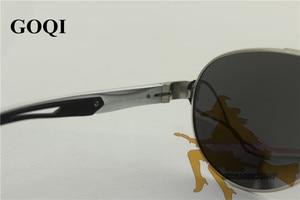 Image 5 - طراز جديد لعام 2018 ، نظارة شمسية عصرية للرجال مستقطبة من gafas ، نظارات شمسية مستقطبة للنساء ، نظارات صيد أنيقة عتيقة ، تعبئة كاملة