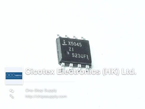 50pcs X5045P CPU Supervisor with EEPROM