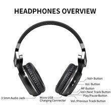 Cheaper Bluedio T2S(Shooting Brake) Bluetooth stereo headphones wireless headphones Bluetooth 4.1 headset over the Ear headphones