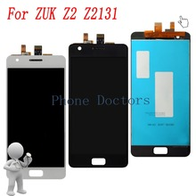 5.0 inch LCD DIsplay + Touch Screen Digitizer Assembly With Frame For Lenovo ZUK Z2 Z2131 / Z2 Rio 2016 Edition