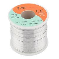 Welding Iron Wire Reel 400g FLUX 1 8 0 6mm 60 40 Tin Lead Line Rosin