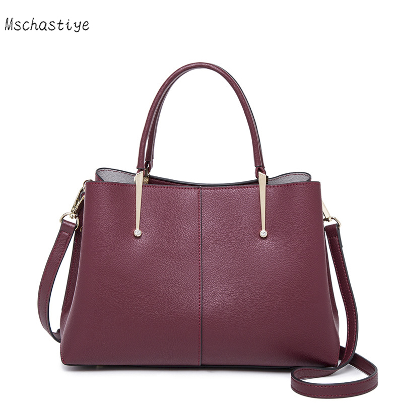 Women Genuine Leather Handbag Solid Fashion Female Tote Bags Women Genuine Leather Handbag Solid Fashion Female Tote Bags
