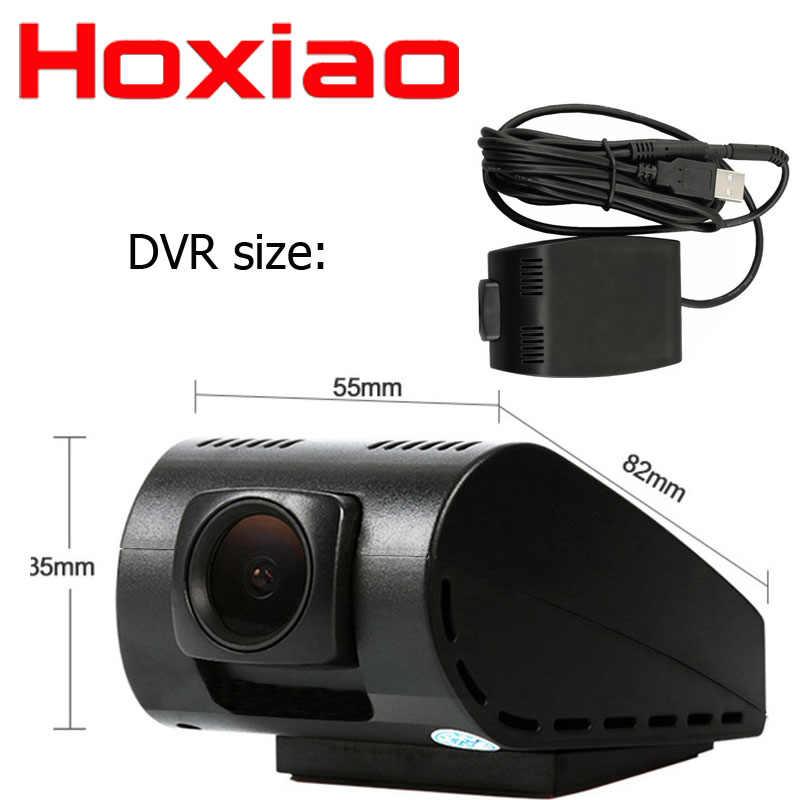 Car DVR Máy Ảnh kết nối USB Xe HD 1280*720 P Dvr cho Android hệ thống hệ ĐIỀU HÀNH nhỏ Xe Lái Xe Ghi máy ảnh