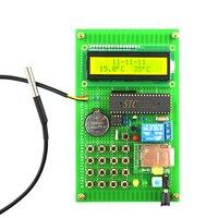 GSM водонагреватель системы управления Smart устройства резервирования электронного обучения комплект с LCD1602