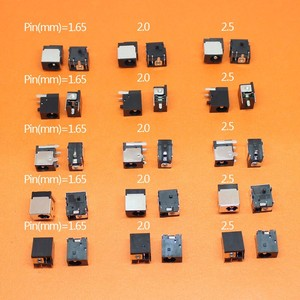 Image 1 - 1x Common 45models Laptop DC Jacks for Acer/Asus/Sony/Toshiba/HP/Samsung/Fujitsu/Lenovo/...  (2)