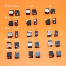 1x común 45 modelos portátil DC Jacks para Acer/Asus/Sony/Toshiba/HP/Samsung/Fujitsu/Lenovo/. (2)