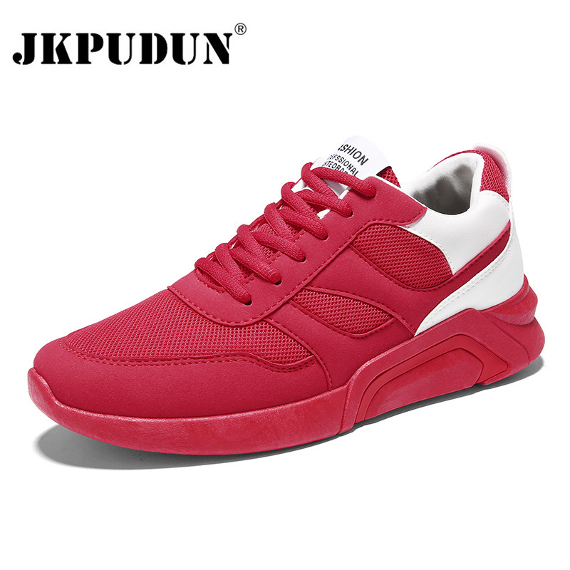 95a7c9dbd7bf Mouse over to zoom in. JKPUDUN Superstar Men Shoes Casual Luxury Mens  Trainers 2018 Designer ...