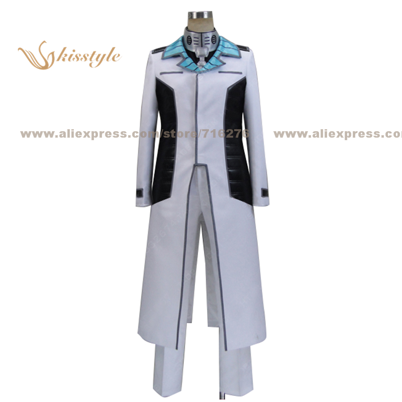 Kisstyle Fashion Terra Formars Akari Hizamaru Uniform COS Clothing Cosplay Costume,Customized Accepted