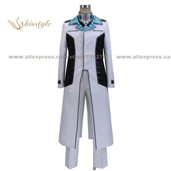 Kisstyle Fashion Terra Formars Akari Hizamaru Uniform COS Clothing Cosplay Costume,Customized Accepted