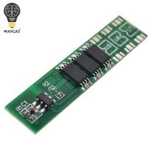 WAVGAT 1S 5A 3.7V li-ion BMS PCM battery protection board pcm for 18650 lithium ion li battery