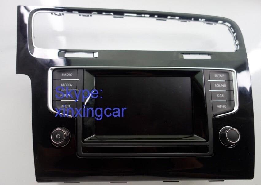 Nouveau lecteur CD de voiture 5G0919605 AAH60000 pour lecteur CD de GOLF MIB