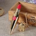 Brand New Luxurious Queen Scepter Lipstick Rouge Matte Lipstick Batom Sharp Tapered Appearance Moist Baby Lip Maquiagem NXH2001