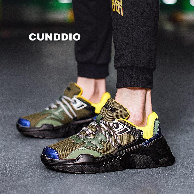 Sneakers Nouveau Caoutchouc Adulte Chaussures Respirant Casual Vulcaniser Designer Zapatillas Deportiva Bas Hommes Hombre c 2018 En b Épais A 0gdxRqwg