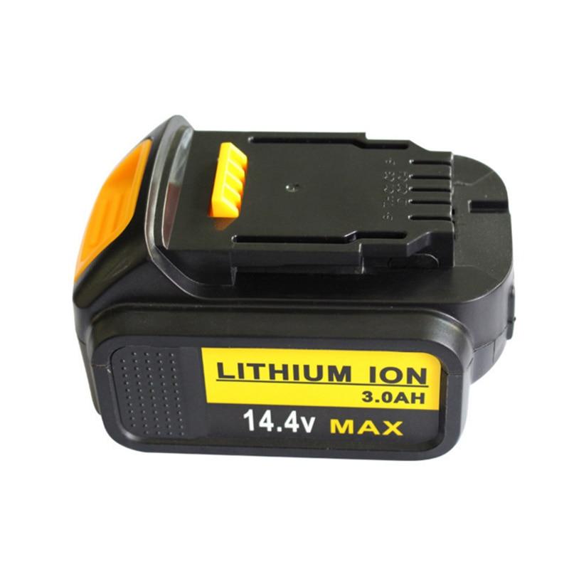 Factory Price Replacement For Dewalt 14.4V 3.0Ah Li-ion Battery DCB140, XR DCB140-XJ, DCB141, DCB-141-XJ, DCB142, DCB142-XJ 14 4v c 4000mah power tool battery for dewalt dcb140 xj dcb140 dcd735l2 dcf835c2 dcf835l2 dcl030 xr dcd936l2